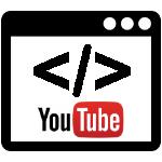 Вставить из Youtube