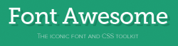 Font Awesome for Drupal